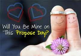 happy propose day sms