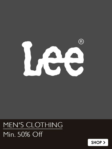 Lee Mens Clothing
