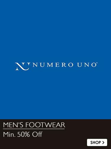 Numero Uno Mens Footwear