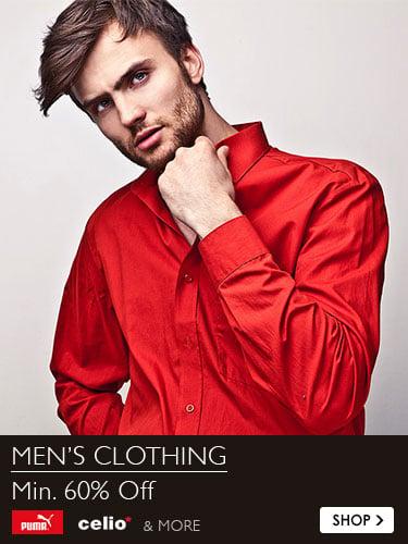 Mens Clothing Brands