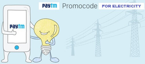 Paytm Electricity Promo code