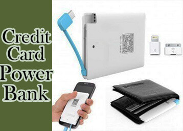 Credit Card Power Bank