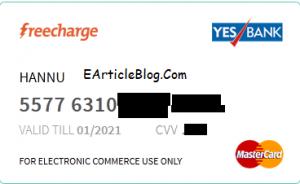 Earticleblog-Freecharge-GoMasterCard