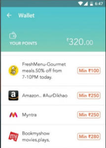 Freecharge coupon code vodafone