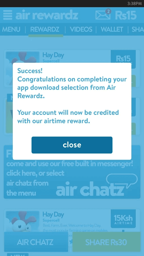 air rewardz app loot
