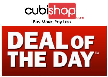 cubishop deals of the day