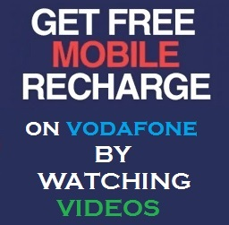 free recharge for vodafone prepaid tricks