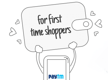 Paytm shopping coupons for new user