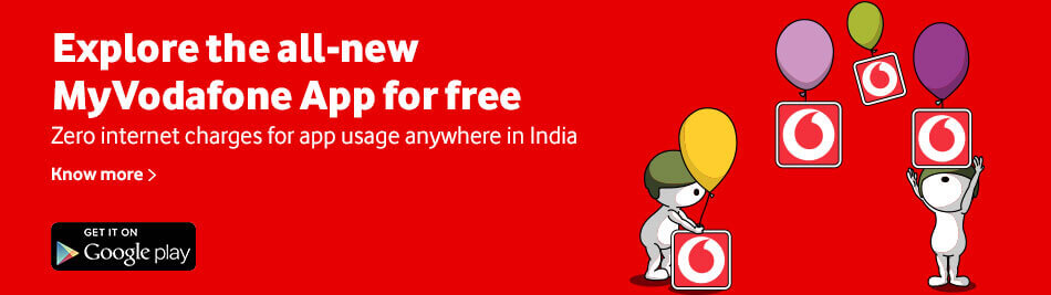 my vodafone app rs 10