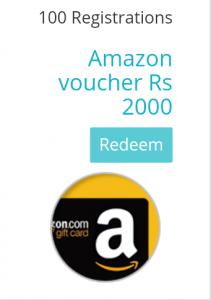 free amazon gift voucher