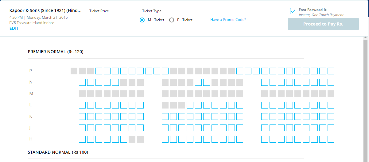 paytm movie ticket booking offers