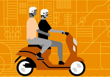 uber motor bike offer