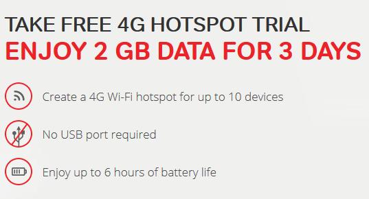 Airte 4G WIFI