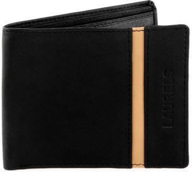 Laurels Gatsby Black Wallet 09