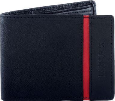 Laurels Gatsby Black Wallet