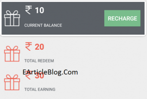 Proof Free Recharge