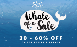 Myntra Whale Of A Sale