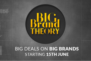 Snapdeal Big Brand Theory
