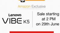 lenovo vibe k5 amazon app