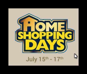 Flipkart Home Shoping Sale