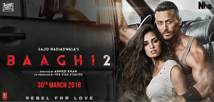 Baaghi 2 Movie Offer