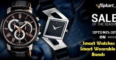 flipkart online shopping watches