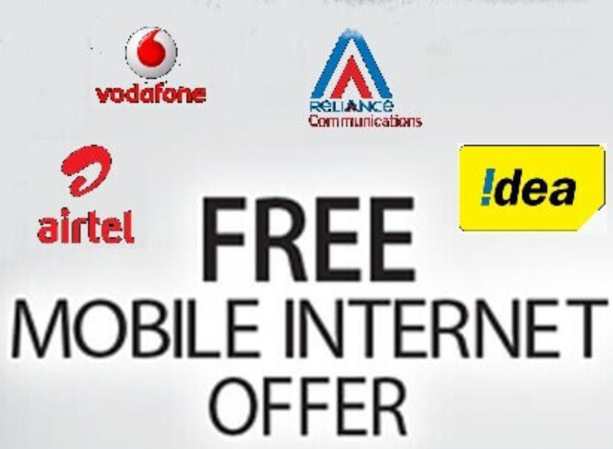 100 Working Free Internet Offers For All Networks 2020 Earticleblog