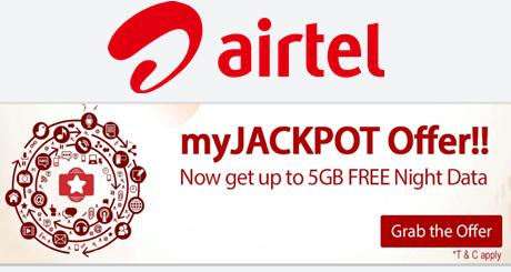 Airtel-5gb-myJACKPOT-data offer