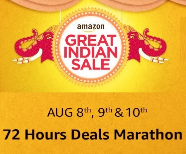 Amazon deals for Great Indian Sale