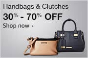 Handbags & Clutches lowest price