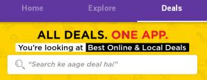 hepchat deal gift voucher cards 60% cashback