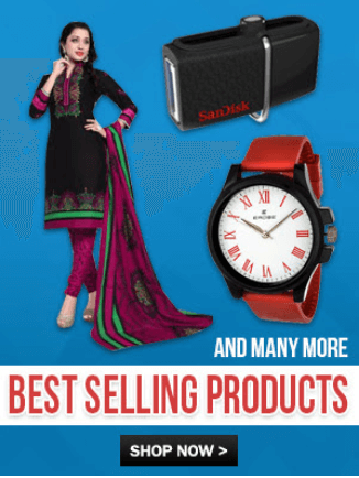 best selling products 2016