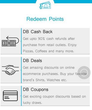 redeem points db point