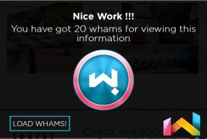 Wham Trick to Get Extra 500+ Whams
