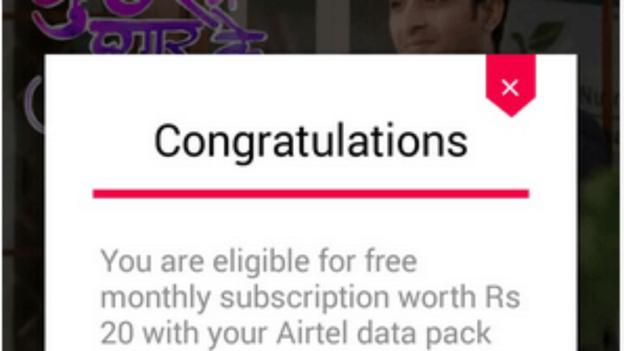 Watch Free 100 Live TV Channels on Airtel Ditto Tv App
