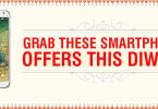 Flipkart Diwali offers on smartphones