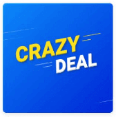 Flipkart Crazy Deals