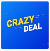 Flipkart Crazy Deals