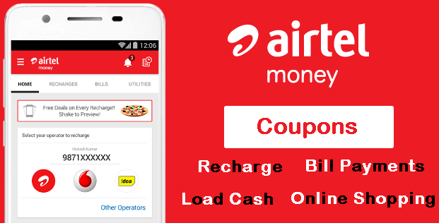 Airtel Money Offers