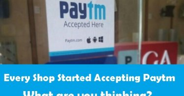 Accept Paytm at Your Shop