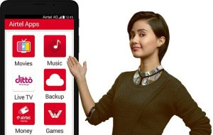 Free 5 GB 4G Data MyAirtel App