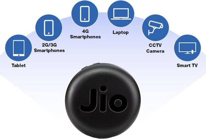 JioFi JMR815 Wireless Data Card