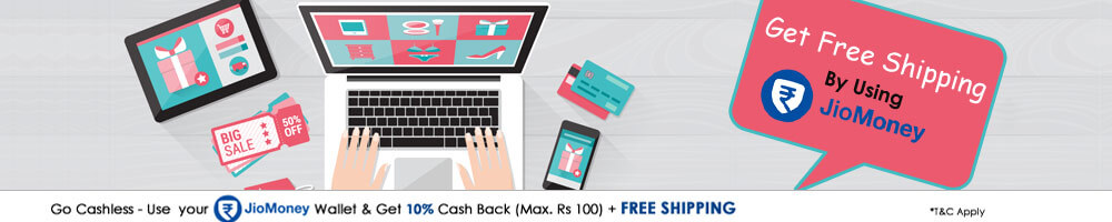 Cashless India Offer