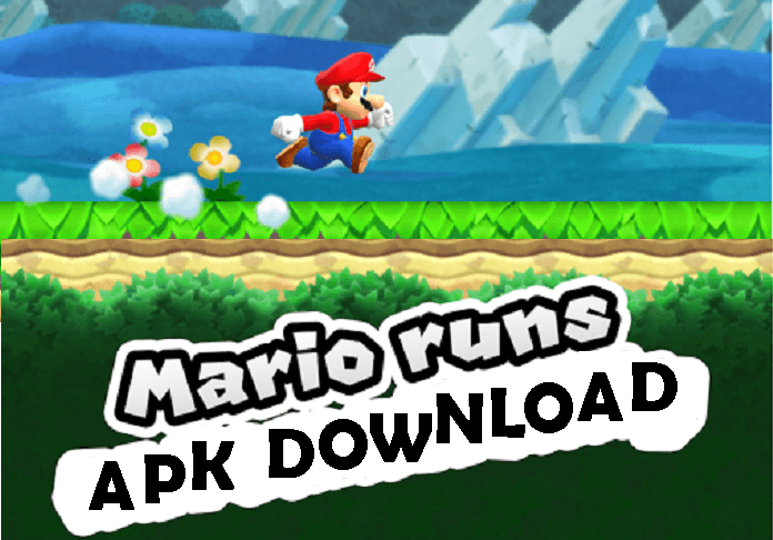 Super mario run apk free download