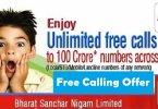BSNL STV439 Free Calling Offer