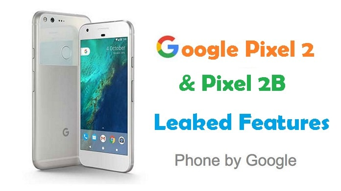 Google Pixel 2 Price in India