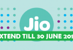 Jio Offer After March 2017