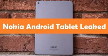 Nokia Android Tablet Leaked 2017-min