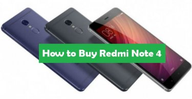 Redmi Note 4 Flipkart Buy