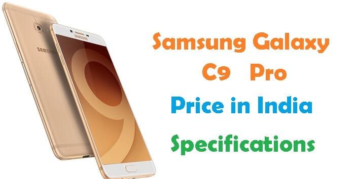 Cost of Samsung Galaxy C9 Pro